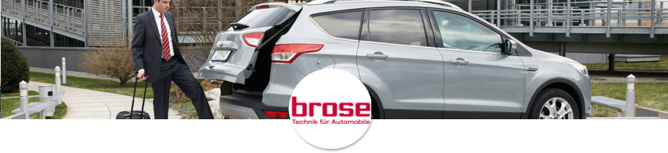 Arbeitgeber des Monats Brose Gruppe - Technik für Automobile