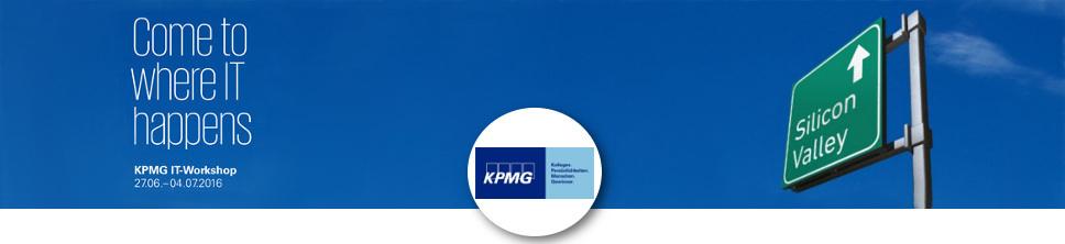 Arbeitgeber des Monats KPMG - Come to where IT happens