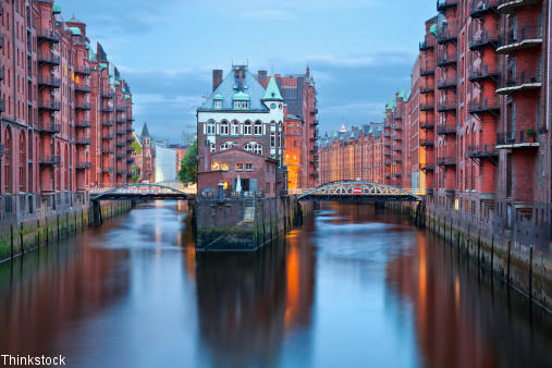 Ausbildung in Hamburg - Jobangebote direkt aus der Speicherstadt
