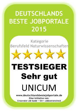 Siegel Deutschlands beste Jobportale