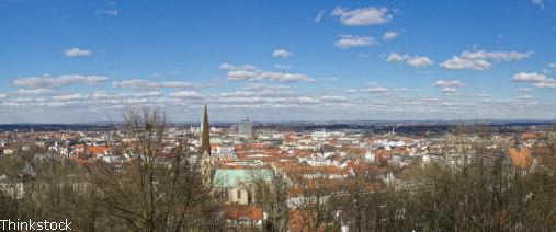 Praktikum in Bielefeld - Die Heimat von Dr. Oetker