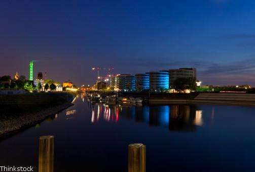 Praktikum in Duisburg - Industriestandort im Ruhrgebiet