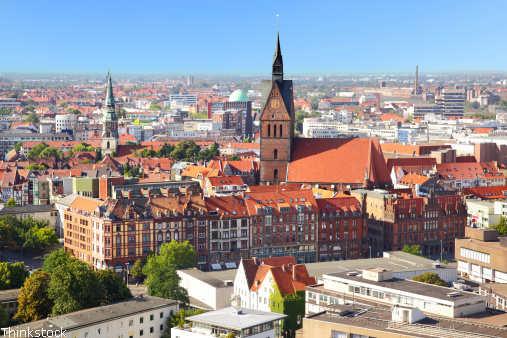 Praktikum in Hannover - Messestadt Deutschlands