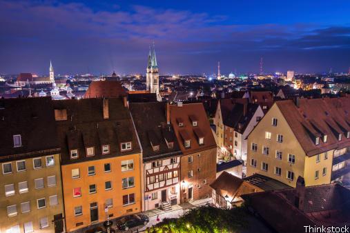 Praktikum in Nürnberg  Mittelfränkische Traditionsstadt