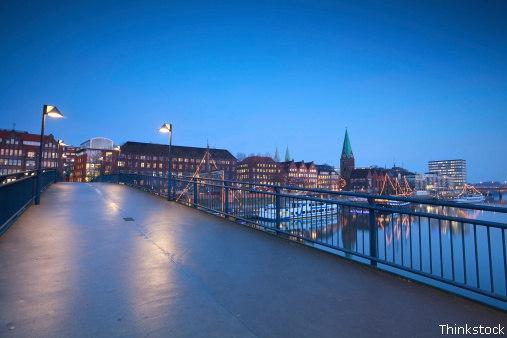 Stellenangebote in Bremen - Wichtiger Handelsplatz in Norddeutschland