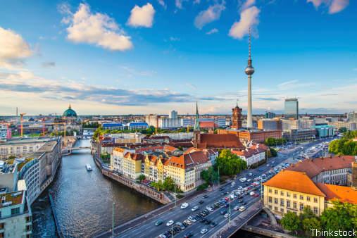 Stellenangebot in Berlin - Arbeiten am Puls Deutschlands