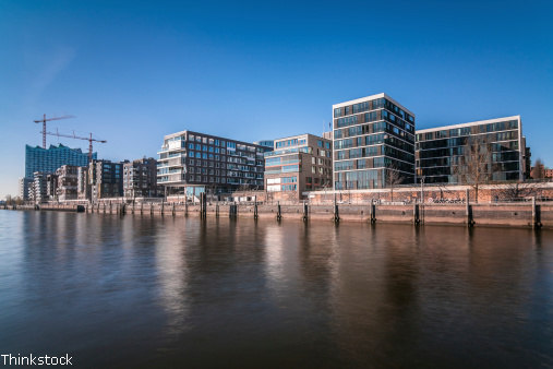 Praktikum in Hamburg - Medienstadt am Meer