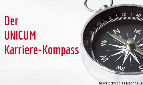 Der UNICUM Karriere-Kompass