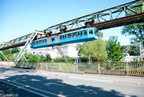 Praktikum in Wuppertal - Zwischen Wupper und Schwebebahn