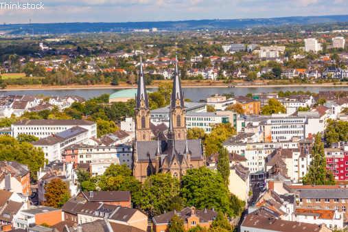 Praktikum in Bonn - Politisches Schwergewicht am Rhein