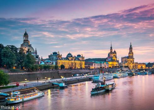 Praktikum in Dresden - Florenz an der Elbe