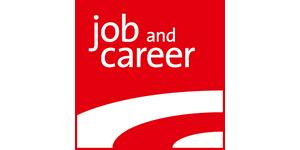 Logo Job and career