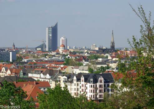 Praktikum in Leipzig - Wachstumsmotor in Sachsen