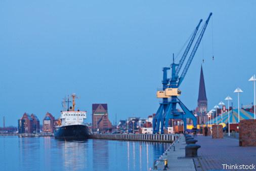 Stellenangebote in Rostock - Maritimes Flair an der Ostsee