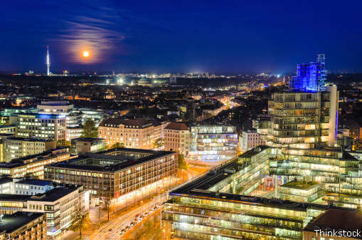 Stellenangebote in Hannover - Messestadt in Niedersachsen