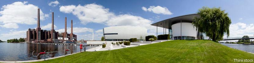 Stellenangebote in Wolfsburg - Arbeiten in der VW-Stadt