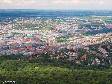 Stellenangebote in Stuttgart - Arbeiten im sonnigen Württemberg