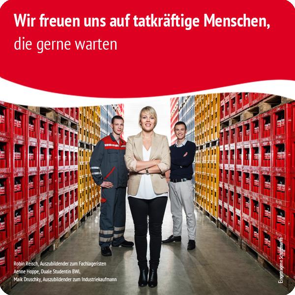 Coca-Cola Erfrischungsgetränke AG -- Ausbildung zum ...