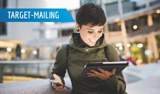 Target-Mailing - Sprechen Sie gezielt Nachwuchskräfte an