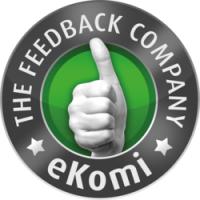 eKomi logo image