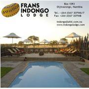 Frans Indongo Lodge